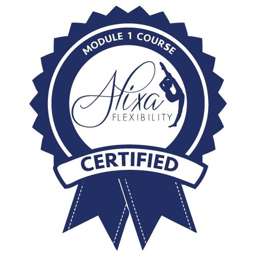 Alixa Flex Module 1 Certification Logo